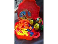 Kid knex, trucks and things that go