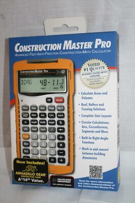 construction master pro 4065 math feet inch