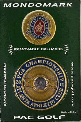 Atlanta Athletic Club - 2011 PGA CHAMPIONSHIP (Atlanta Athletic Club) MONDOMARK