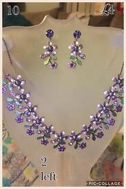 Beautiful Brand New Necklace Sets