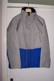 INSULATED WEATHER AND SAILING JACKETS