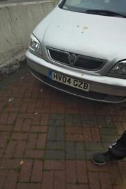 Vauxhall zafira 1.8 / 7 seats