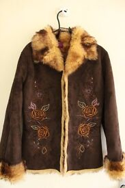 Uk 10 Therapy winter coat -Excellent condition-