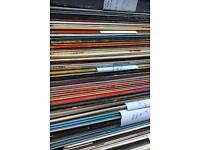 Vinyl LP's, 60's& 70's