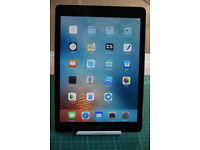 "BRAND NEW Apple iPad Pro 32GB Wi-Fi Cellular (O2 locked) 9.7"" Space grey SEALED"