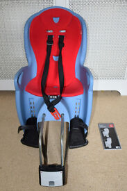 Child bycicle seat