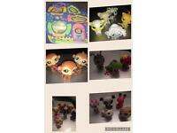 Littlest pet shop animals