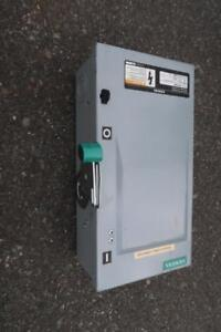SIEMENS 60 Amp Non-Fused Disconnect