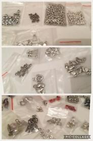 Charm/jewellery/gift making items SEE PHOTOS