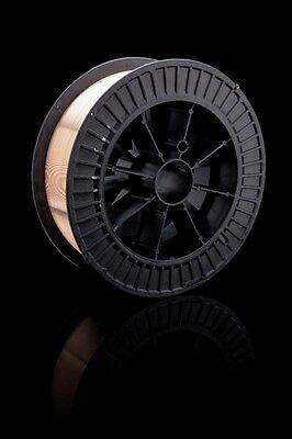 Ercual-a2 .035 X 33 Lb Spool Mig Aluminum Bronze Copper Welding Wire Blue Demon