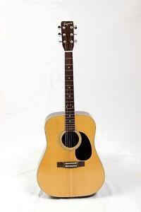 Segovia J-55 Acoustic Guitar