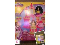 Play Doh Belle princess playset bnib