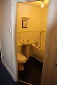 2 bed 2 bath flat suit couple/prof sharers £1300pcm secure parking off morrell avenue