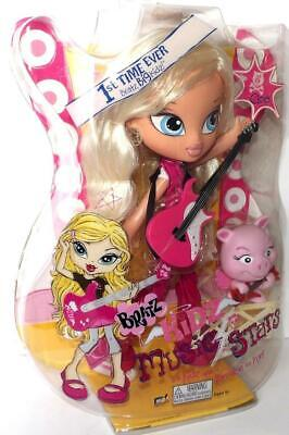 Bratz Kidz Music Stars CLOE DOLL Bratz Big Kid Doll NIB