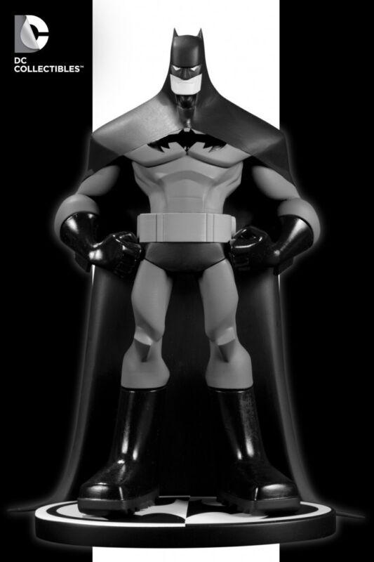 "Batman Black and White Statue Sean ""Cheeks"" Galloway NEW SEALED"