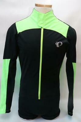 New Pearl Izumi Men s Pro Pursuit Cycling Bike XL Jersey Long Sleeve  Softshell b291e2058
