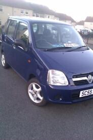 VAUXHALL AGILA 55 PLATE 998CC MOT 9 MONTH VERY GOOD CAR 850 ONO