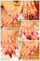 Manicure:pedicure...nail Art