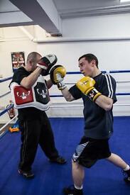 121 Boxing Training Birmingham