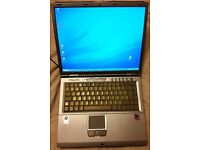 Fujitsu Lifebook C1110 Laptop, Intel processor, WinXP, good condition, with battery & mains charger