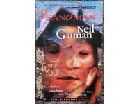 """The Sandman volume 5 """"A Game of You"""". A graphic novel by Neil Gaiman"""