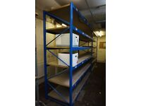 INDUSTRIAL LONG SPAN SHELVING (Storage or Archive)