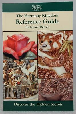Harmony Kingdom Reference Guide - 2002 Edition by Leanna Barron 268 Pages NEW