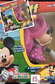 Minnie Mouse spin off game