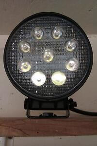 NEW HIGH OUTPUT LED OFF ROAD & WORK LIGHTS