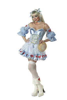 Alice In Wonderland Costume Adults (Alice in Wonderland  Adult)