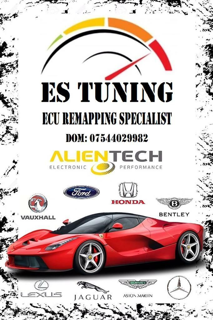 EST mobile Remapping remap dpf and egr delete stage 123 pop & bangs