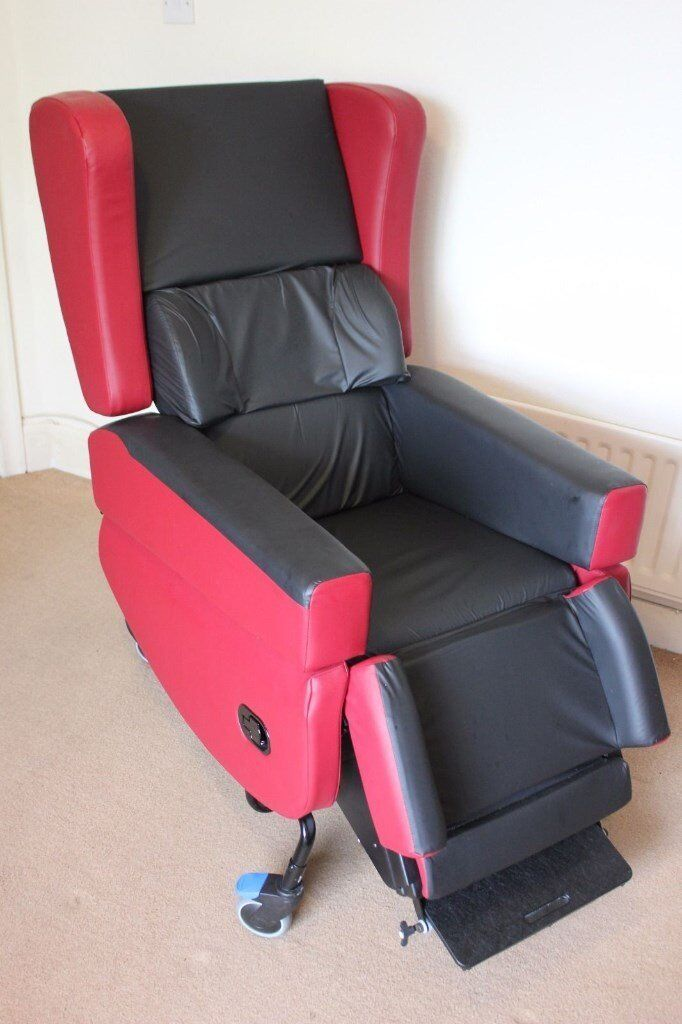 Disability chair for comfort and safety (the Careflex small) - so ...