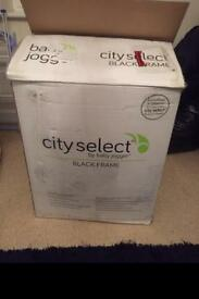 Baby Jogger City Select - Black NEW