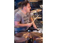 Drummer seek band