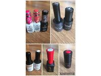 Brand new led/uv gel nail polishes