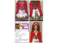 Eire Design Irish dancing costume