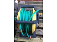 Choice of two hoses on reels £10 each