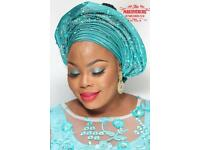 Professional Bridal / Party Makeup Artist & Gele Specialist for all occasions