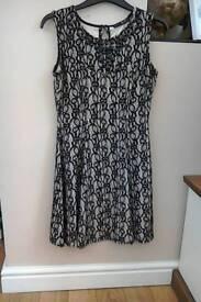 Quizz Party Dress