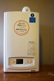 Glow Worm UltraCom 15hxi Condensing (Heat Only) Boiler