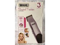 Wahl Personal Trimmer for Women Brand New