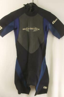 BODY GLOVE Mens Medium spring suit wetsuit shorty CRUSH surf ocean 2/1 -