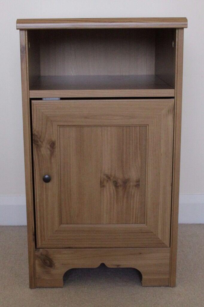ikea aspelund bedside cabinet in cambridge cambridgeshire gumtree