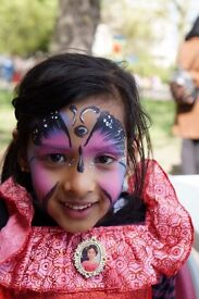 Reliable ☆Friendly☆Experienced☆Face painting☆Face painter