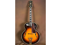 1935 Gibson Super 400 Archtop Acoustic Guitar