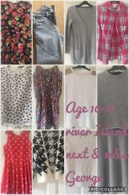 Girls clothes 11-12