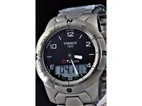 Men's Tissot T-Touch 2 Brand New 23 Months Factory Warranty.RRP£750