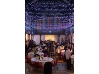 £100-200 Fairy Lights for Hire (up to 300m) Weddings/Birthdays etc