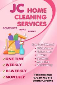 JC HOME CLEANING SERVICES
