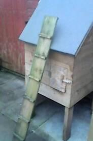 Duck/chicken coop